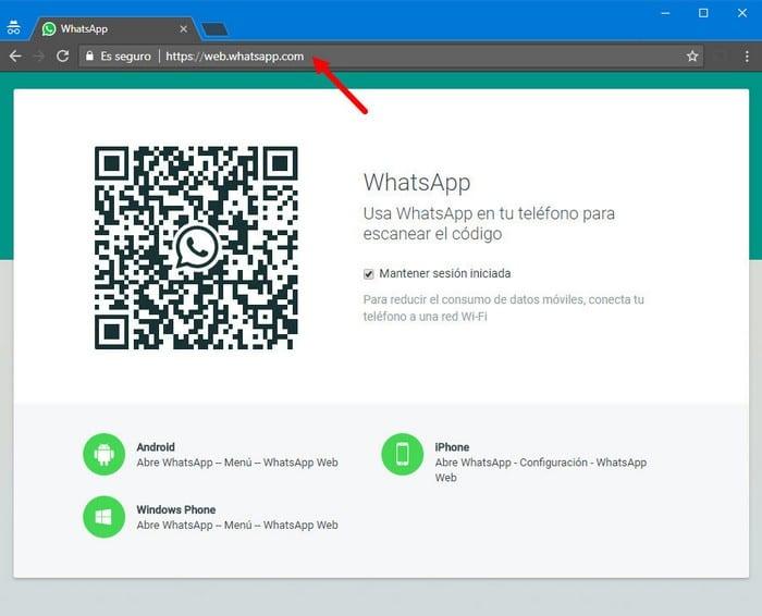 recuperar fotos recibidas por WhatsApp