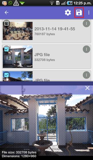 recuperar los archivos borrados de tu móvil Android